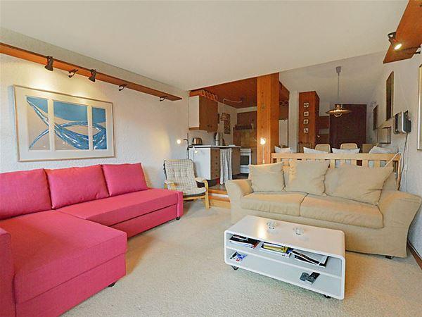 Lägenhet för upp till 4 personer med 1 rum på Ortolan - Verbier