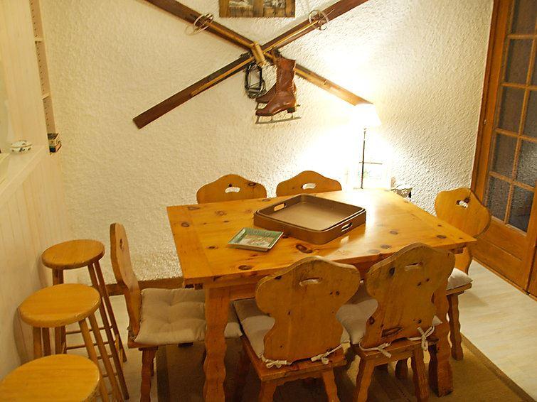 Lägenhet för upp till 3 personer med 2 rum på Constellation - Verbier