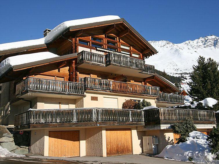 Lägenhet för 6 personer med 4 rum på Ebliss - Verbier