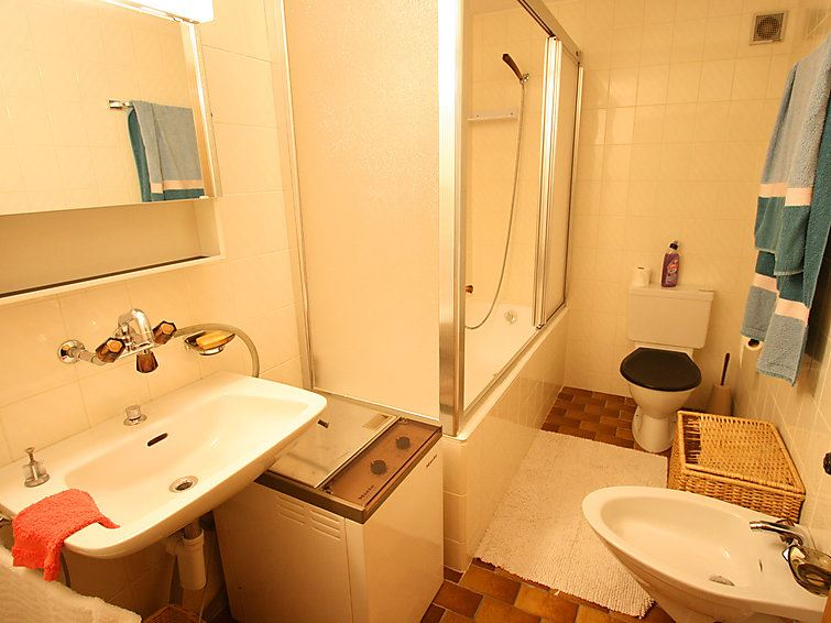 Lägenhet för upp till 6 personer med 4 rum på Tourtereaux - Verbier