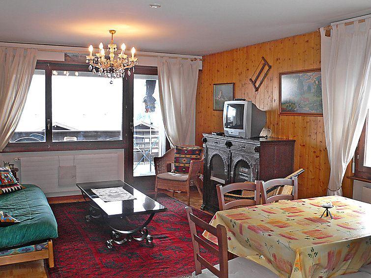 Leilighet for opp til 5 personer med 3 rom på Valaisia - Nendaz