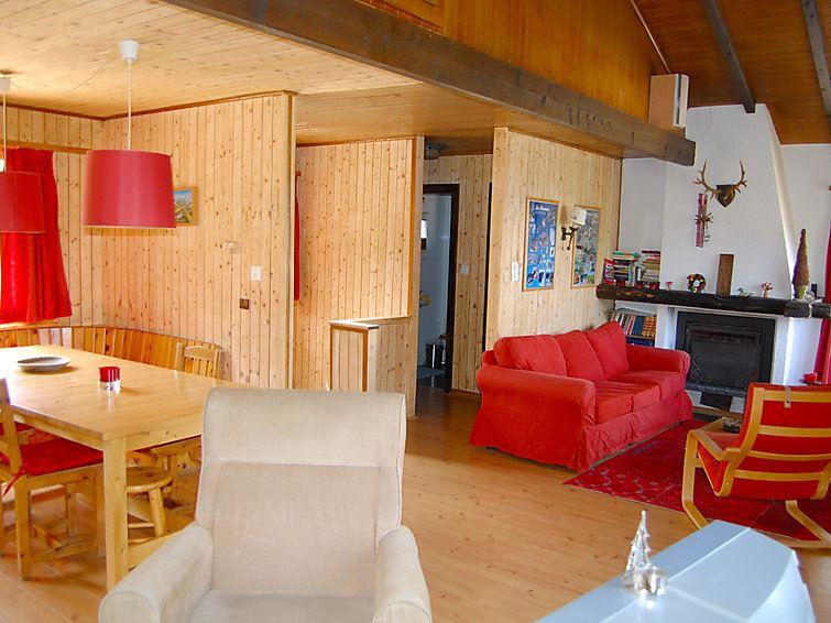Feriehus for opp til 6 personer med 4 rom på Le Hibou - Nendaz