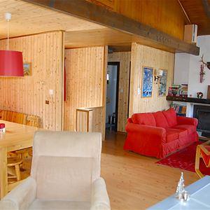 Semesterhus för upp till 6 personer med 4 rum på Le Hibou - Nendaz