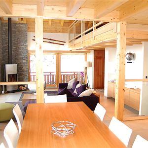 Semesterhus för upp till 8 personer med 5 rum på Les Roches - Nendaz