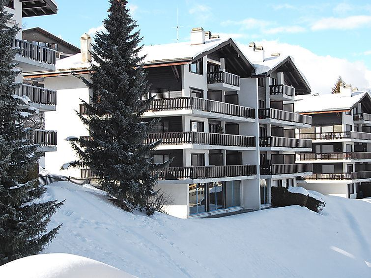 Leilighet for opp til 2 personer med 2 rom på Arnica - Nendaz