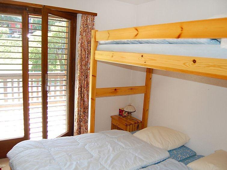 Leilighet for opp til 6 personer med 4 rom på Arnica - Nendaz