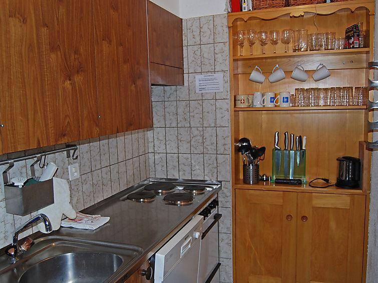 Leilighet for opp til 5 personer med 3 rom på Anemone - Nendaz