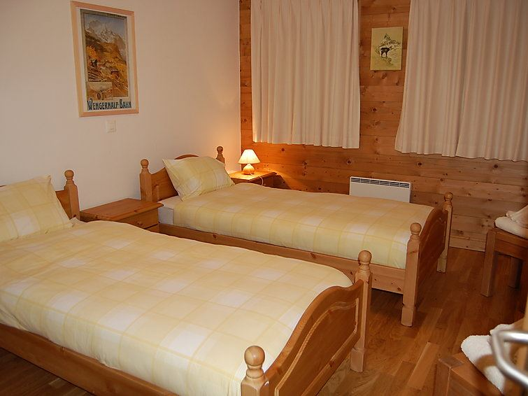 Semesterhus Rêve des Alpes för upp till 10 personer med 6 rum - Nendaz