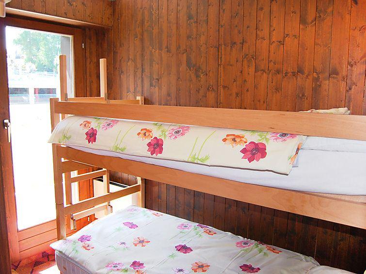 Lägenhet för upp till 6 personer med 4 rum på Bisse-Vieux - Nendaz
