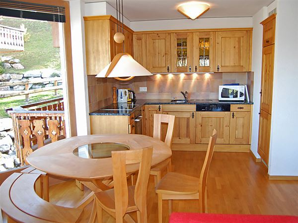 Lägenhet för upp till 6 personer med 4 rum på Grands Ducs - Nendaz