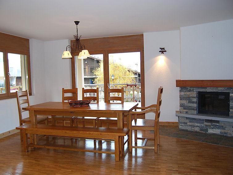 Leilighe for opp til 4 personer med 3 rom på Grands Ducs - Nendaz