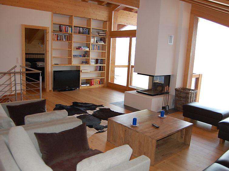 Semesterhus för upp till 14 personer med 7 rum på Le Ciel Etoilé - Nendaz