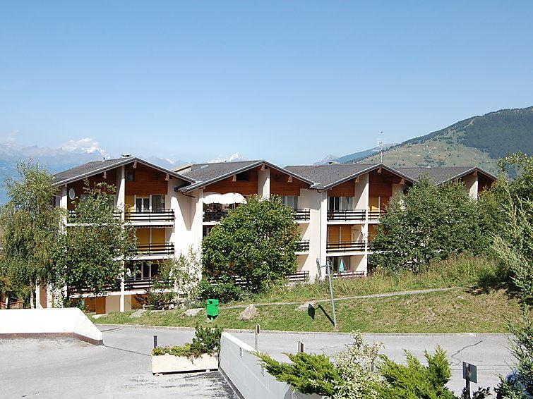 Lägenhet för upp till 4 personer med 2 rum på Mont-Fort - Nendaz