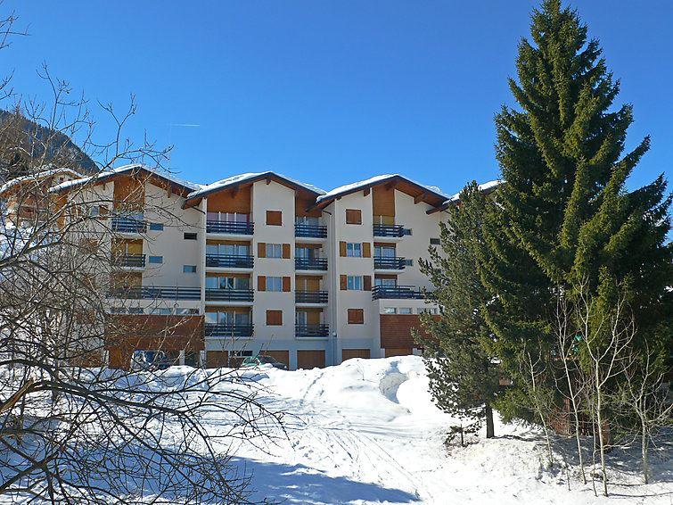 Leilighet for opp til 4 personer med 2 rom på Mont-Fort - Nendaz
