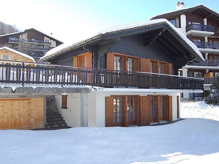 Semesterhus för upp till 6 personer med 4 rum Belle Vie - Nendaz