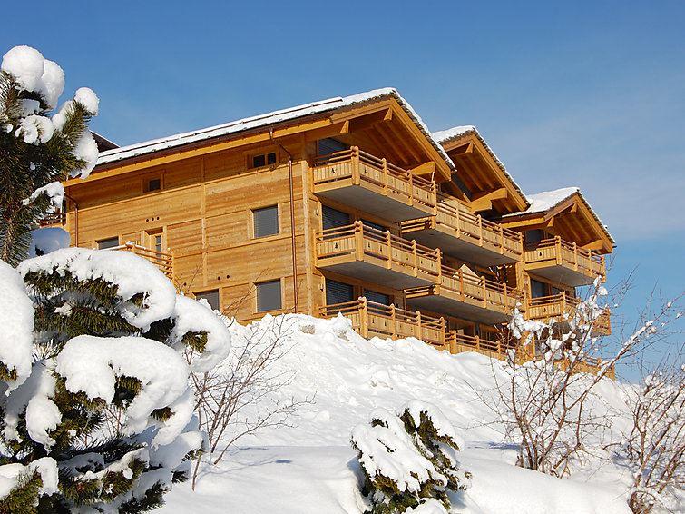 Lägenhet för 6 personer med 4 rum på Ecoresidence - Nendaz