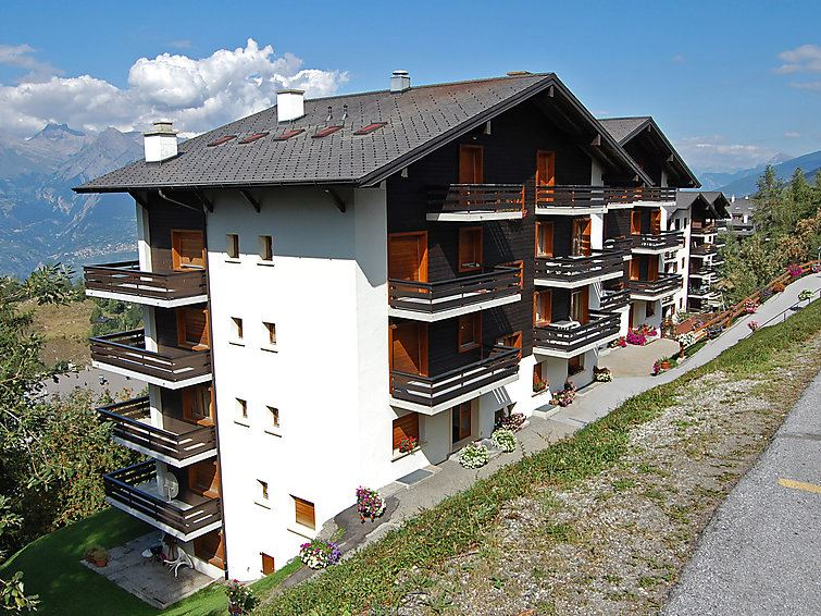 Lägenhet för upp till 4 personer med 2 rum på La Cascade - Nendaz