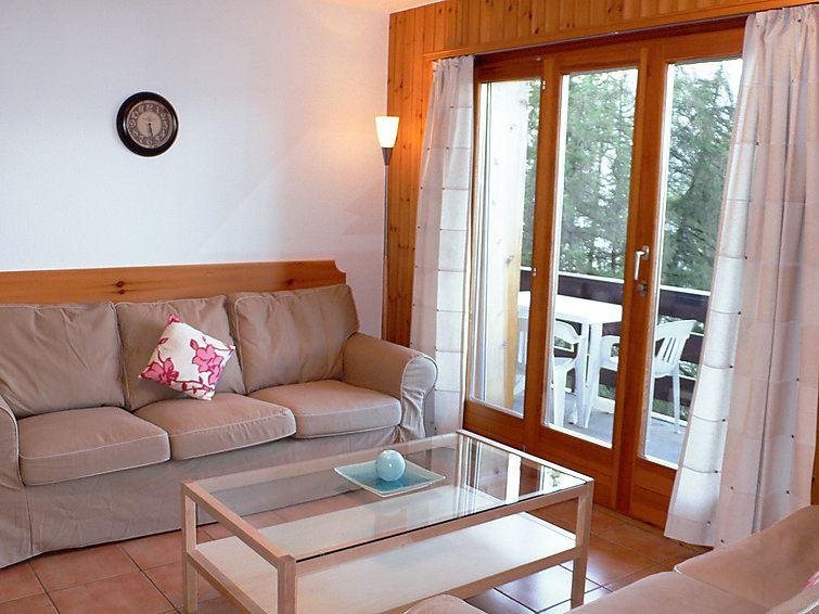 Leilighet for opp til 6 personer med 5 rom på La Cascade - Nendaz