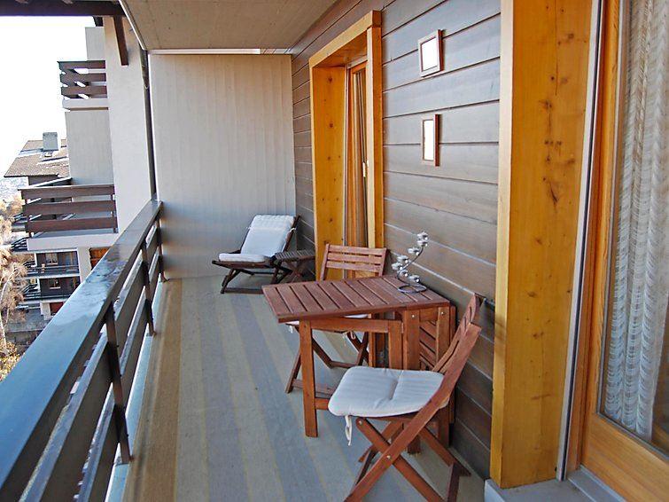 Leilighet for opp til 2 personer med 2 rom på La Cascade - Nendaz