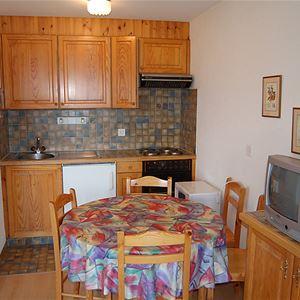 Lägenhet för upp till 4 personer med 2 rum på La Foret - Nendaz