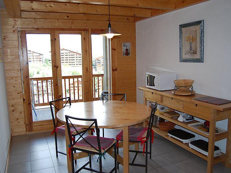 Lägenhet för upp tll 5 personer med 3 rum på Les Chouettes - Nendaz