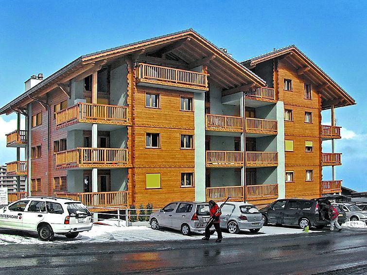 Lilighet for opp til 4 personer med 4 rom på Les Chouettes - Nendaz