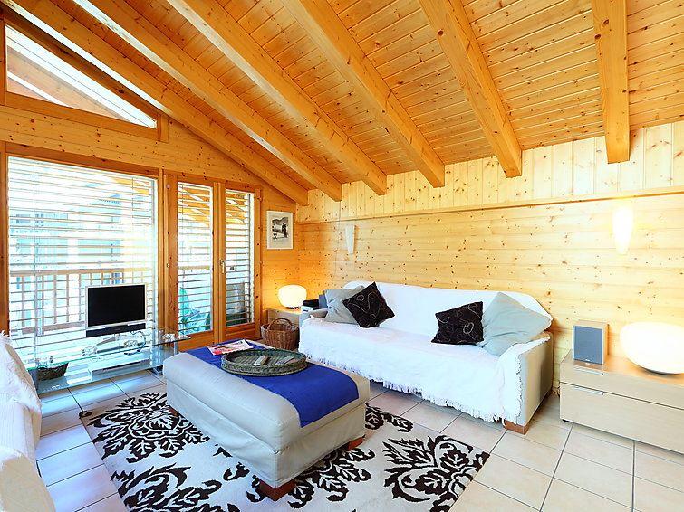 Lägenhet för upp till 4 personer med 3 rum på Les Chouettes - Nendaz