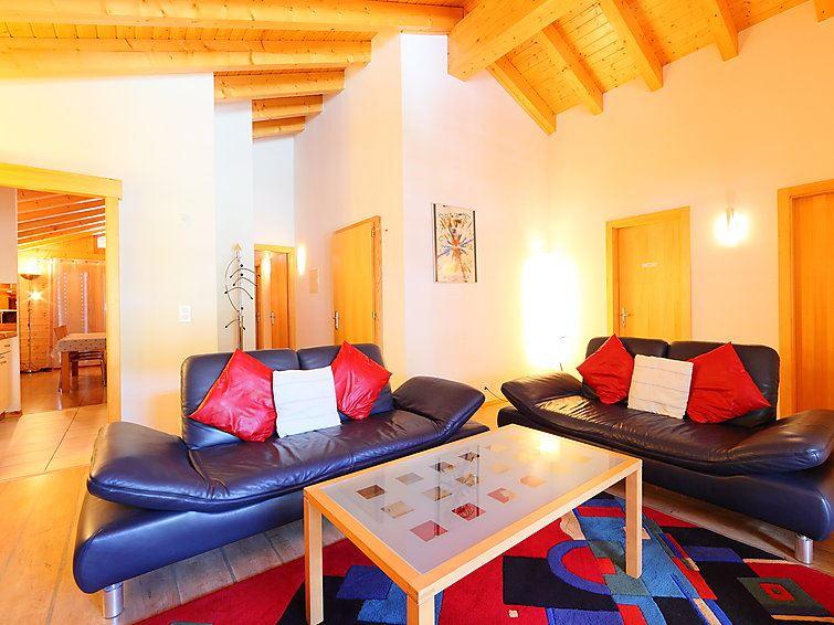 Leilighet for opp til 6 personer med 5 rom på Les Chouettes - Nendaz
