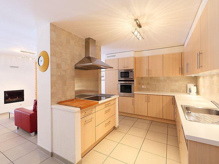 Lägenhet för upp till 8 personer med 4 rum på Les Chouettes - Nendaz