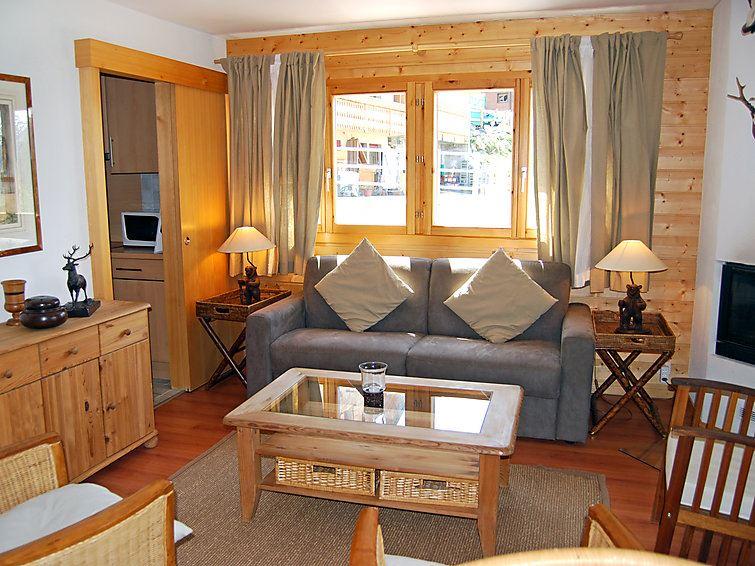 Lägenhet för upp till 4 personer med 4 rum på Les Chouettes - Nendaz