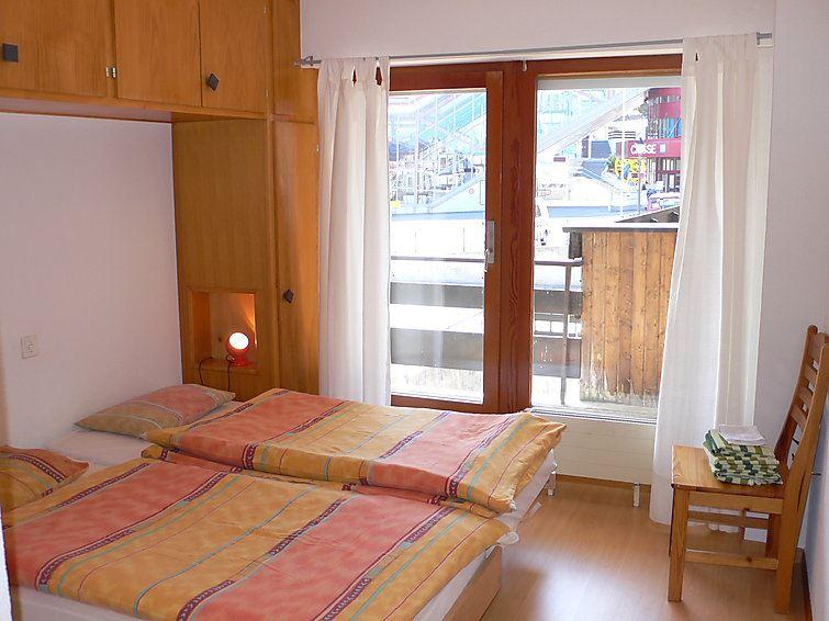 Leilighet for opp til 4 personer med 2 rom på Christiania - Nendaz