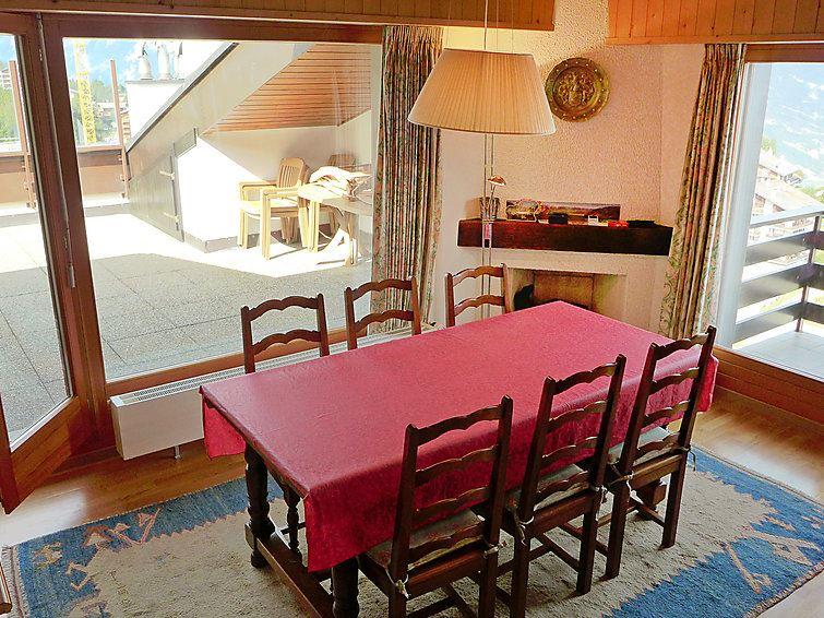 Lägenhet för upp till 8 personer med 5 rum Christiania - Nendaz