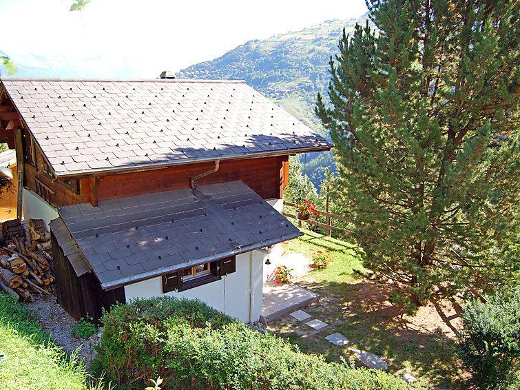 Semesterhus Val d'Or för upp till 6 personer med 4 rum - Nendaz