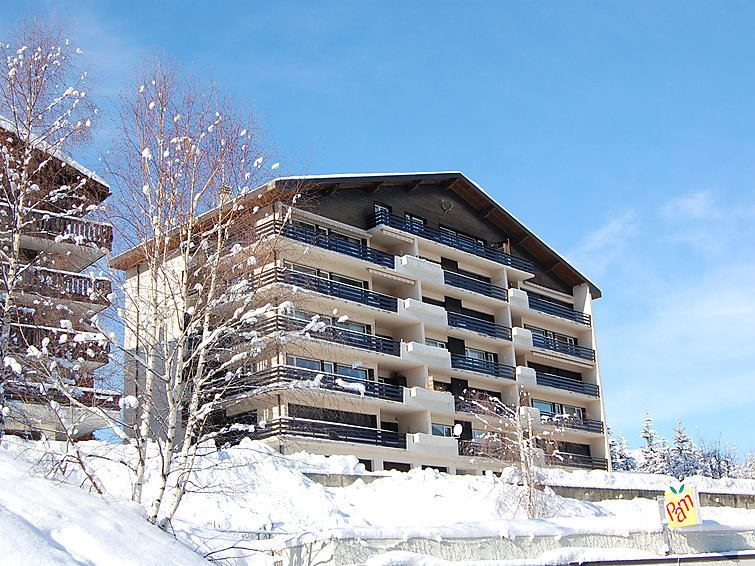 Leilighet for opp til 8 personer med 5 rom på Bellevue - Nendaz