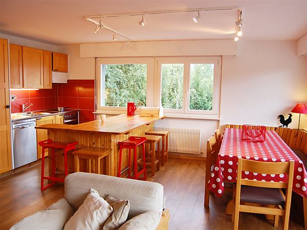 Lägenhet för upp till 8 personer med 5 rum på Bellevue - Nendaz