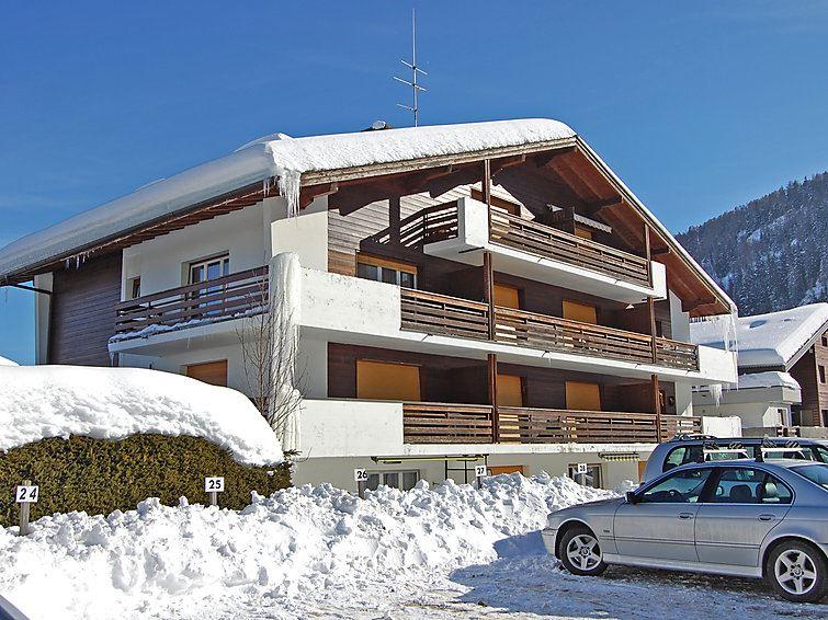 Lägenhet för upp till 2 personer med 1 rum på Cisalpina - Nendaz