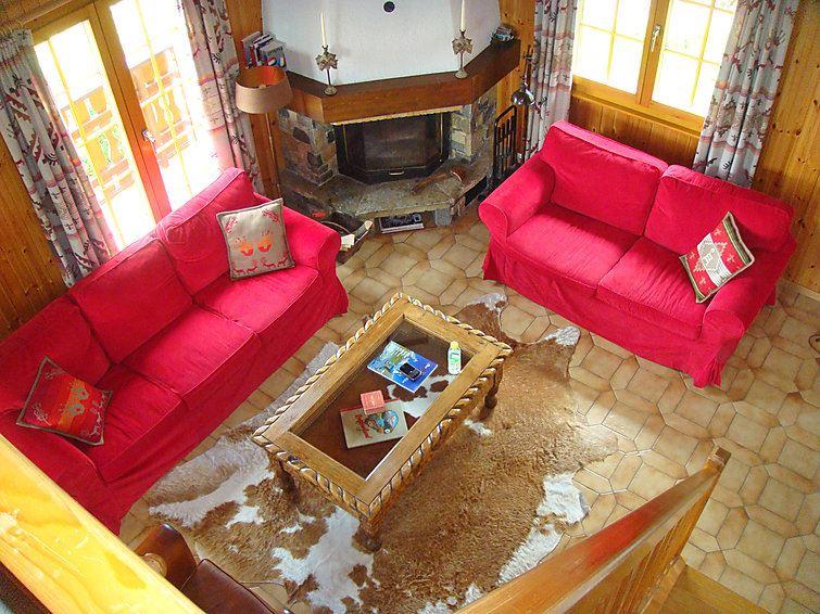 Feriehus for opp til 8 personer med 5 rom på Gisele - Nendaz