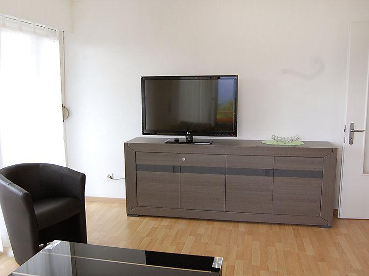 Lägenhet för upp till 3 personer med 2 rum på Les Arolles - Nendaz