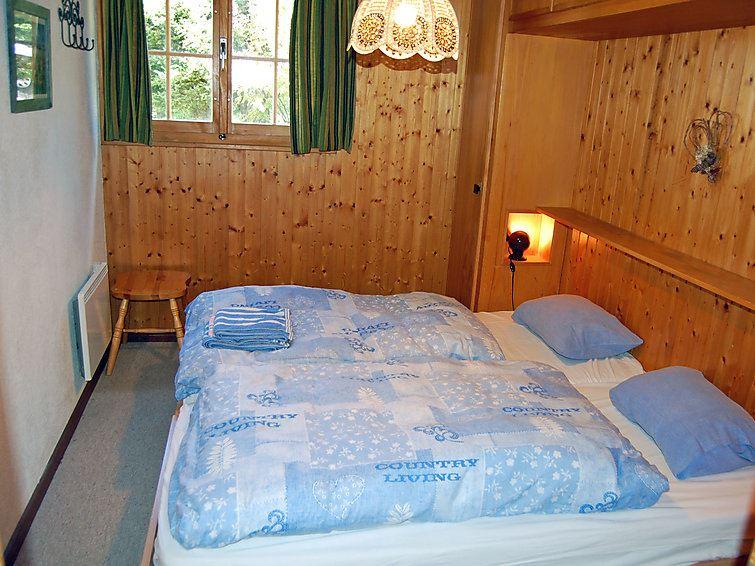 Semesterhus för upp till 6 personer med 4 rum på Eole - Nendaz