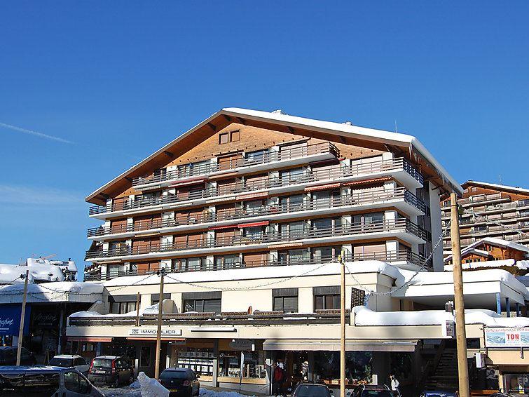 Lägenhet för upp till 2 personer med 1 rum på Les Platanes - Nendaz