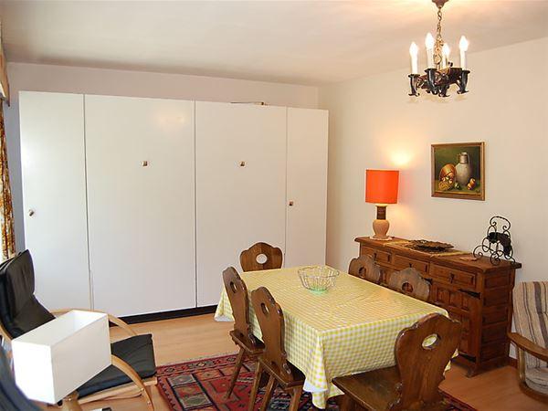 Lägenhet för upp till 4 personer med 2 rum på Les Platanes - Nendaz
