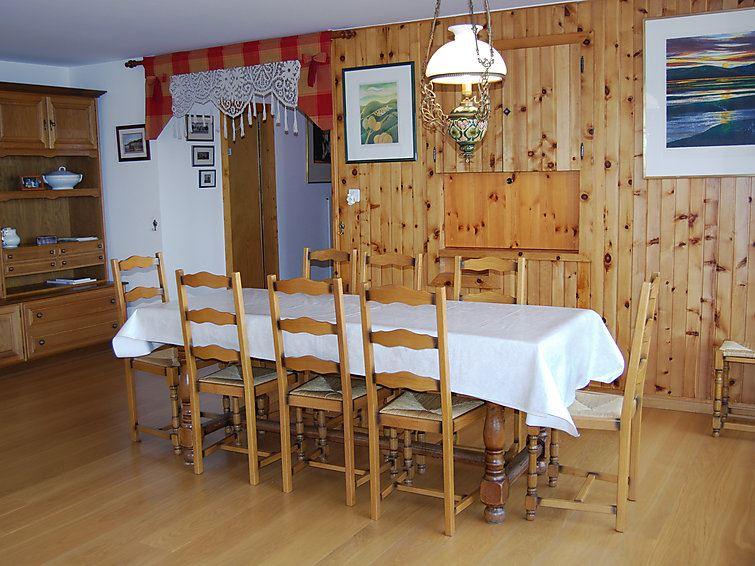 Lägenhet för upp till 8 personer med 4 rum på Les Platanes - Nendaz