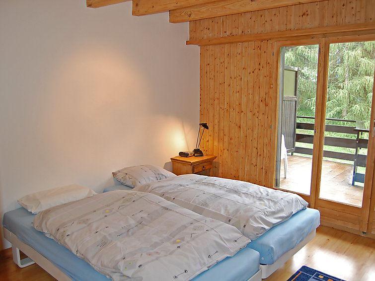 Leilighet for opp til 6 personer med 3 rom på Bietschhorn - Nendaz