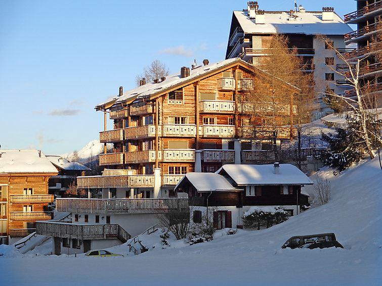 Lägenhet för upp till 6 personer med 4 rum på Les Terrasses du Paradis - Nendaz
