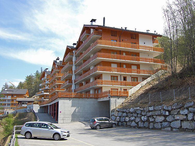 Lägenhet för upp till 6 personer med 4 rum på Grand Panorama A-C - Nendaz