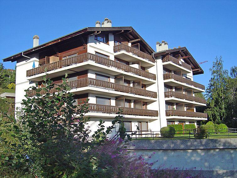 Lägenhet för upp till 2 personer med 2 rum på Alexandra - Nendaz