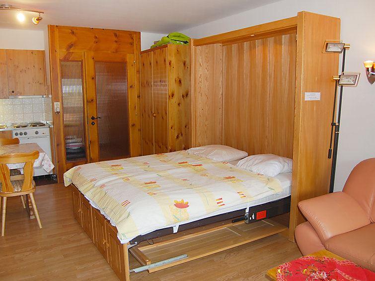 Lägenhet för upp till 4 personer med 1 rum på Les Cerisiers - Nendaz