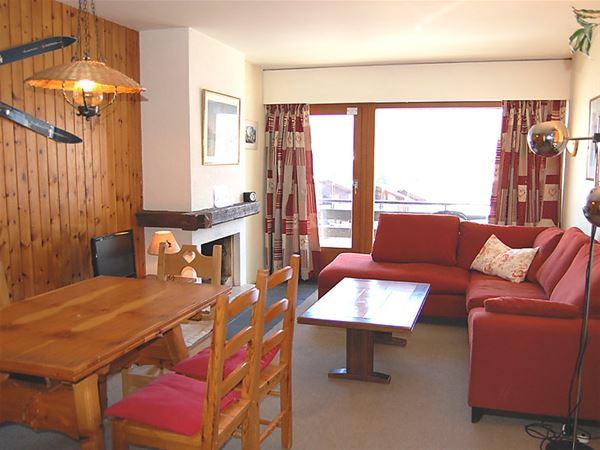 Lägenhet för upp till 4 personer med 3 rum på Les Cerisiers - Nendaz
