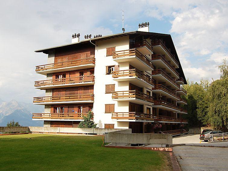 Leilighet for opp til 4 personer med 3 rom på Derborence - Nendaz