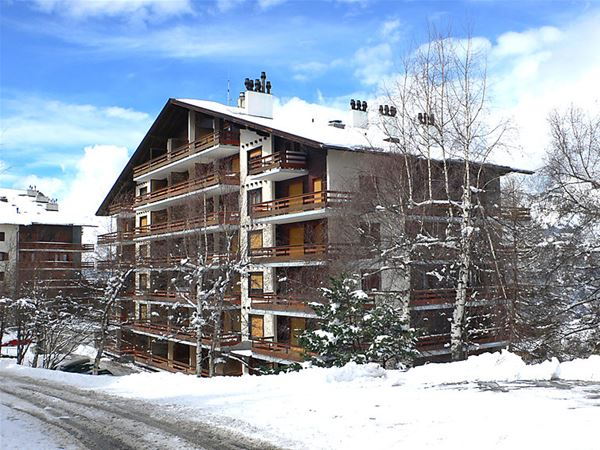 Lägenhet för upp till 2 personer med 2 rum på Derborence - Nendaz